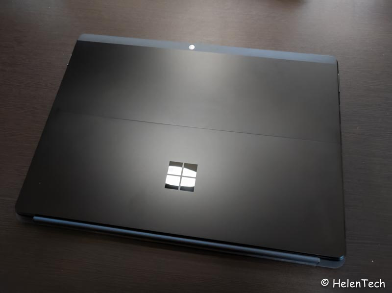 Review microsoft surface pro x 009-マイクロソフトの「Surface Pro X」をレビュー!常時LTEは魅力だけどARMベースが悩ましいモデル