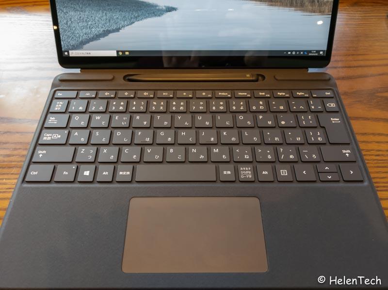 Review microsoft surface pro x 028-マイクロソフトの「Surface Pro X」をレビュー!常時LTEは魅力だけどARMベースが悩ましいモデル