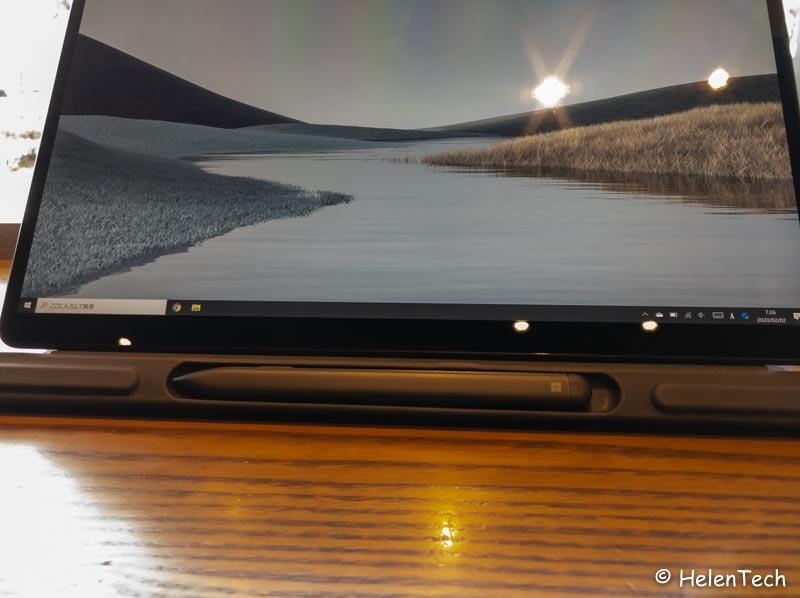 Review microsoft surface pro x 037-マイクロソフトの「Surface Pro X」をレビュー!常時LTEは魅力だけどARMベースが悩ましいモデル