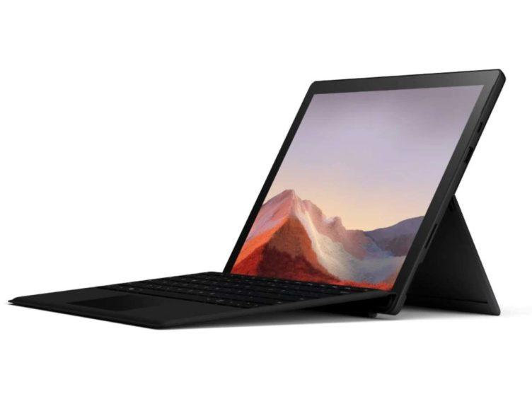microsoft surface pro 7 image 752x564-マイクロソフト公式ストアで「Surface Pro 7」のタイプカバーセットが数量限定のお買い得に![PR]