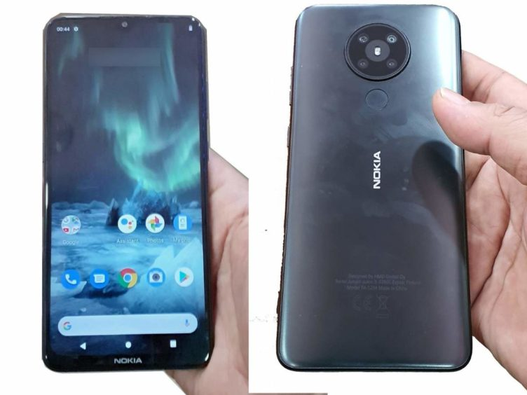 rumor leak nokia 5 2 image 752x564-「Nokia 5.2」と思われる実機画像がリーク。円形配置の4眼リアカメラ