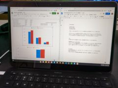 Chromebook use office 240x180-Chromebookのマイク音量調整機能がChrome OS 85で改善
