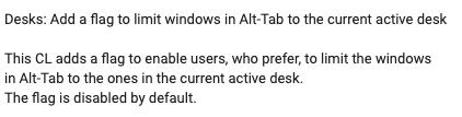 alt tab fixed ss-Chrome OSで使える「Alt + Tab」ショートカットの挙動が修正予定