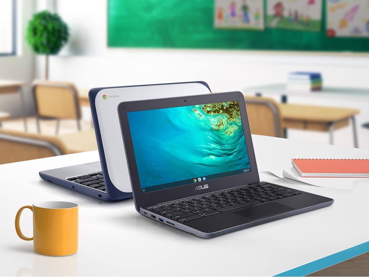 asus chromebook c202xa image-米Amazonで「Lenovo Duet Chromebook」が登場。270ドルからで直送可能だけどまだ待ちそう