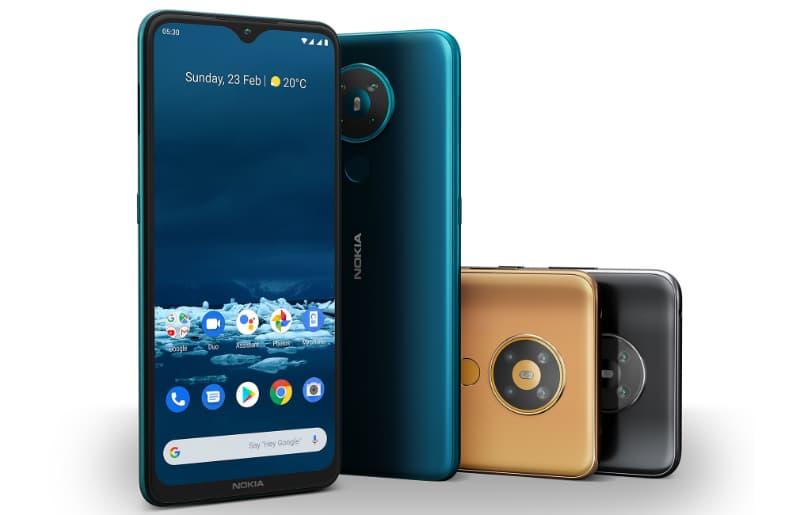 nokia 5 3 image-HMD Globalが「Nokia 8.3 5G」、「Nokia 5.3」、「Nokia 1.3」、「Nokia 5310」を発表