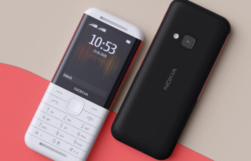 nokia 5310-HMD Globalが「Nokia 8.3 5G」、「Nokia 5.3」、「Nokia 1.3」、「Nokia 5310」を発表