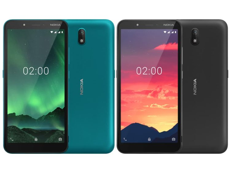 nokia c2 2020 release 752x564-Android Go搭載の新しい「Nokia C2」がリリース