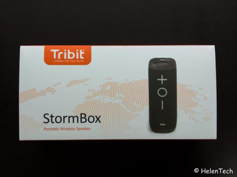 review tribit stormbox 001 800x599-Tribitのワイヤレススピーカー「Stormbox」をレビュー。 全方位型スピーカーで使い勝手良し