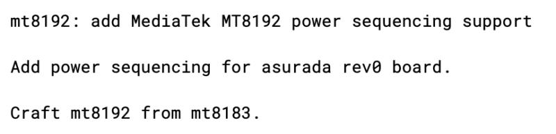 ss chromebook asurada rumor 800x194-Chromebook「Asurada」は、MediaTekのMT8192プロセッサを搭載