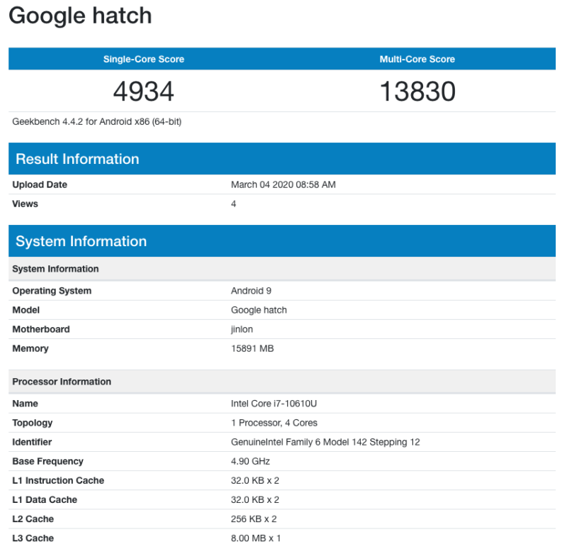 49dcbdcad3594ee42075497efc00c9e1 800x781-Chromebook「Jinlon」は第10世代Core i3とi5、i7搭載のモデルあり