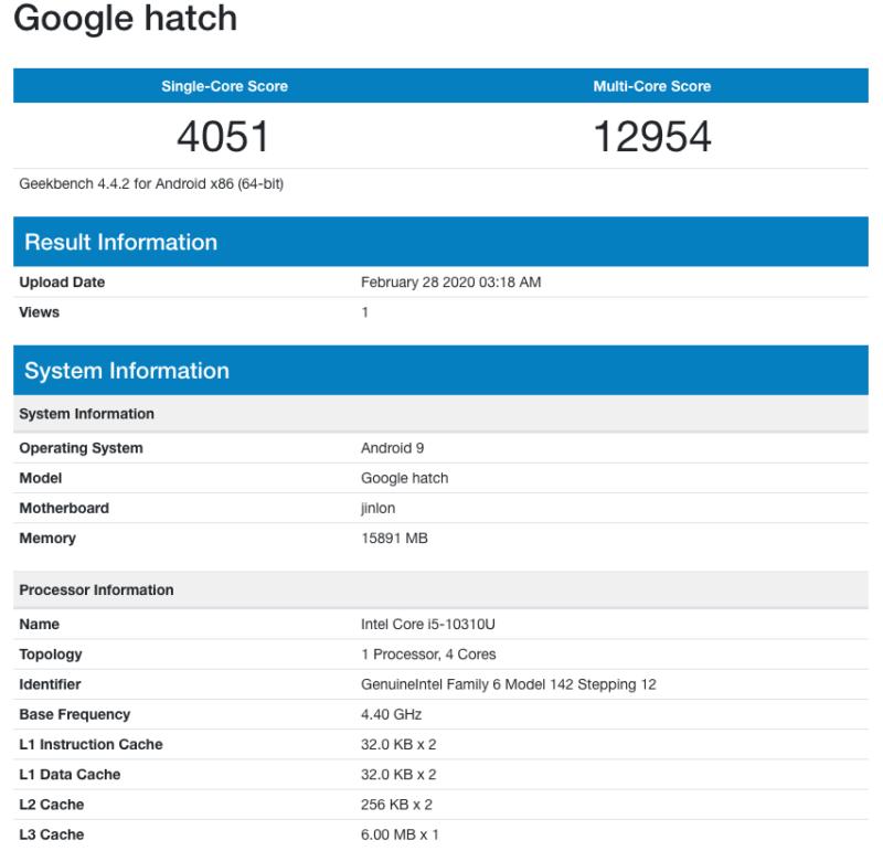538b34de85eaadff81ce84994ff19c92 800x771-Chromebook「Jinlon」は第10世代Core i3とi5、i7搭載のモデルあり