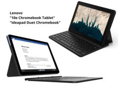 lenovo 10e and duet chromebook 240x180-DELLも教育向けに「Chromebook 3100」と「Chromebook 3400」をリリースしました!