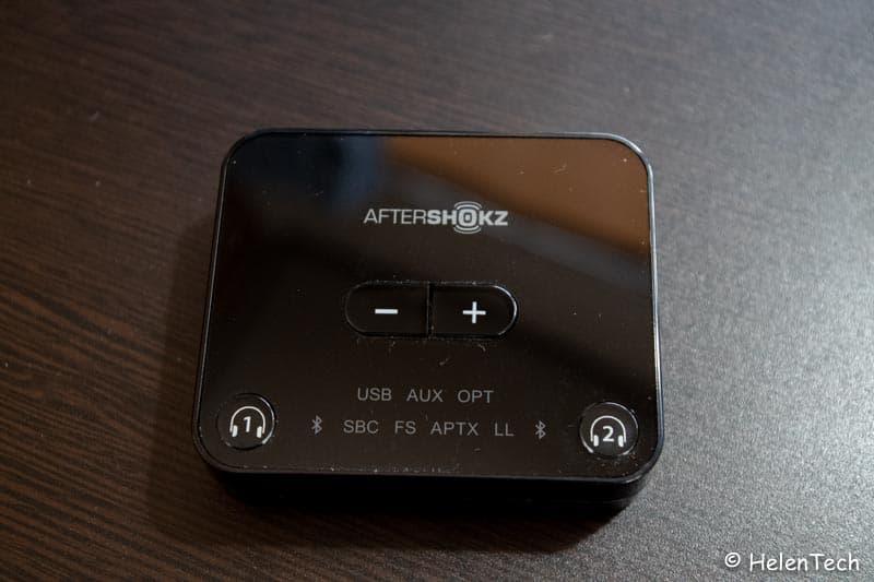 reveiw aftershokz tv 006-Aftershokzのテレビ用 骨伝導ワイヤレスヘッドホン(AS801)をレビュー!TVでもPCでもすぐ使えて便利