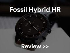 review fossil hybrid hr 000 240x180-FOSSILの「ハイブリッド HR スマートウォッチ」をレビュー!
