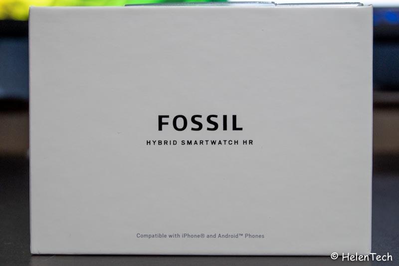 review fossil hybrid hr 010-FOSSILの「ハイブリッド HR スマートウォッチ」をレビュー!