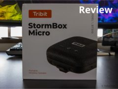 review stormbox micro image 240x180-Tribit StormBox Micro (BTS10)をレビュー!コンパクトで持ち運びやすいワイヤレススピーカー