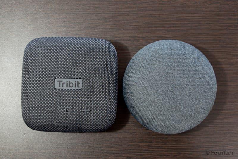 review tribit stormbox micro 05-Tribit StormBox Micro (BTS10)をレビュー!コンパクトで持ち運びやすいワイヤレススピーカー