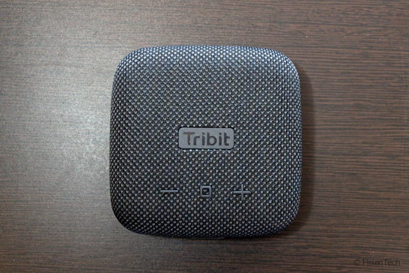 review tribit stormbox micro 09-Tribit StormBox Micro (BTS10)をレビュー!コンパクトで持ち運びやすいワイヤレススピーカー
