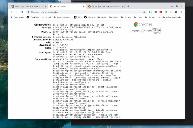 samsung chromebook pro linux 1-Samsungの「Chromebook Pro」もようやくLinuxアプリ対応になるかも