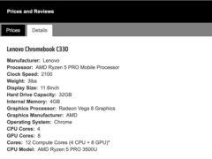 lenovo ryzen 5 amd leaks 240x180-AMDがLenovoのRyzen搭載Chromebookをリーク