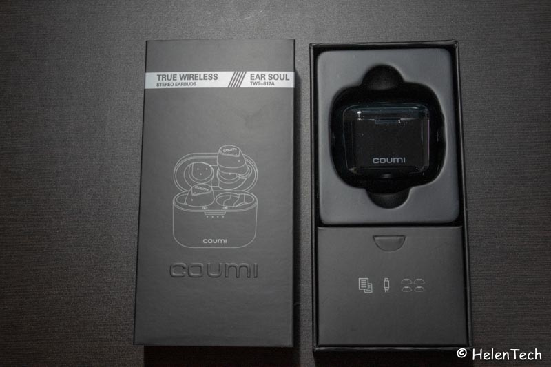 review coumi tws 004-低価格な完全ワイヤレスイヤホン「COUMI TWS-817A」をレビュー