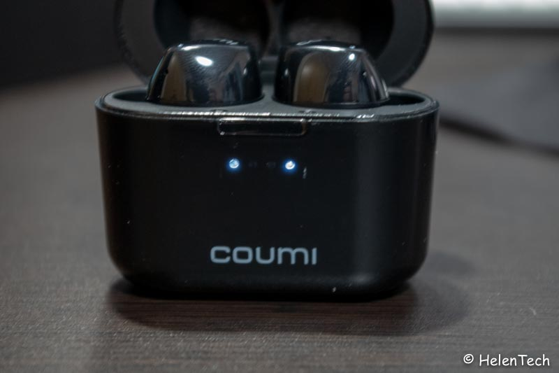 review coumi tws 012-低価格な完全ワイヤレスイヤホン「COUMI TWS-817A」をレビュー