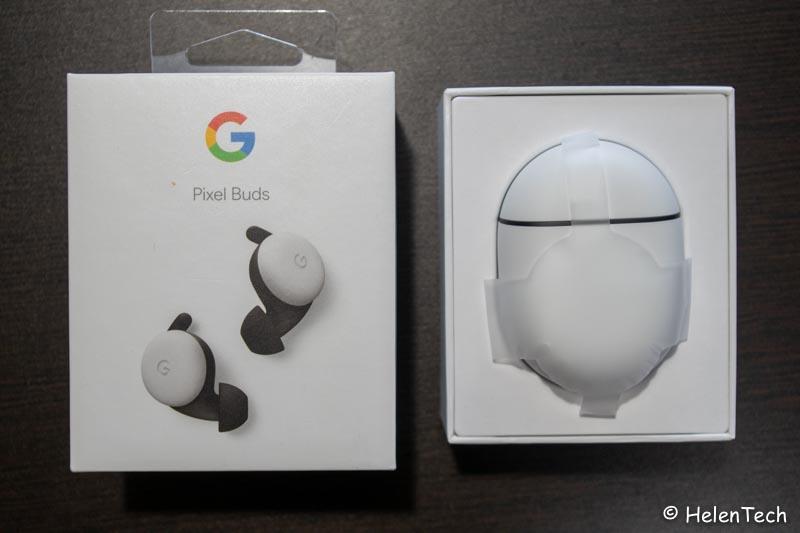 review google pixel buds 002-「Google Pixel Buds (2020)」を実機レビュー。完全ワイヤレスになって満足だけど、機能面は物足りないかも