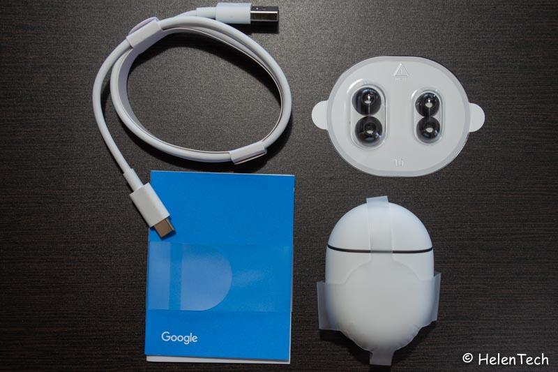 review google pixel buds 003-「Google Pixel Buds (2020)」を実機レビュー。完全ワイヤレスになって満足だけど、機能面は物足りないかも