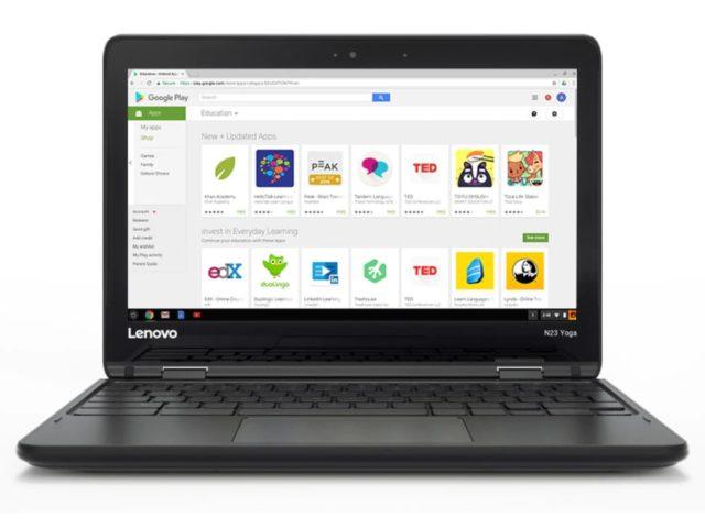 rumor lenovo yoga chromebook n23 next 640x480-LenovoがChromebook「Malefor」というTiger Lake搭載の機種を開発中かも