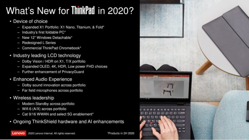whats new 2020 thinkpad 800x452-Lenovoが「Commercial ThinkPad Chromebook」を2020年下期にリリース予定?内部文書がリーク