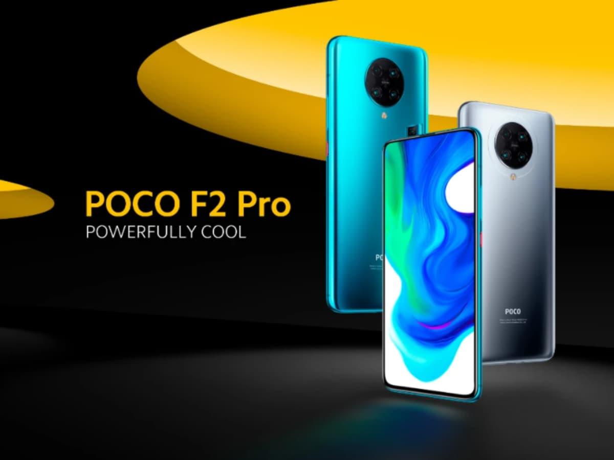 xiaomi pofo f2 pro image-Banggoodで「OnePlus 8 Pro」や「Xiaomi Mi Note 10」がクーポンセール