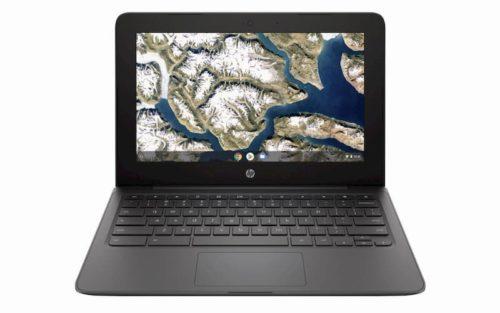HP Chromebook 11a AshGrey Front 1 500x313-HPが「Chromebook x360 14c」と「Chromebook 11a」を海外でリリース