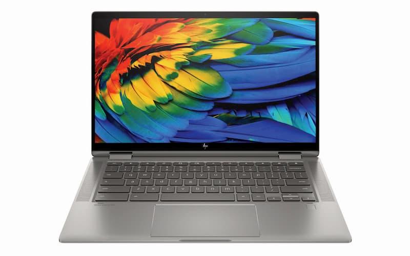 HP Chromebook x360 14c MineralSilver Front 1-HPが「Chromebook x360 14c」と「Chromebook 11a」を海外でリリース