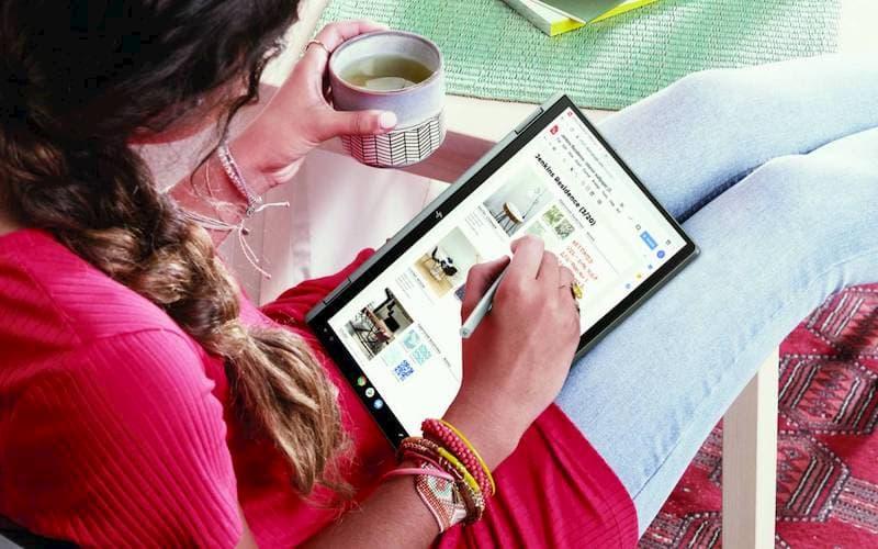 HP Chromebook x360 14c MineralSilver LapTablet 1280x800 1-HPが「Chromebook x360 14c」と「Chromebook 11a」を海外でリリース