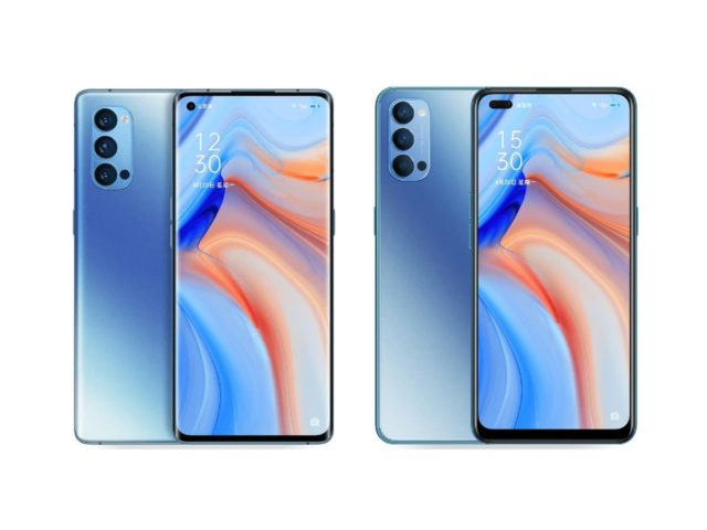 OPPO Reno 4 and Reno 4 Pro launched in China 640x480-OPPOが5Gサポートの「Reno 4」と「Reno 4 Pro」を中国で発表