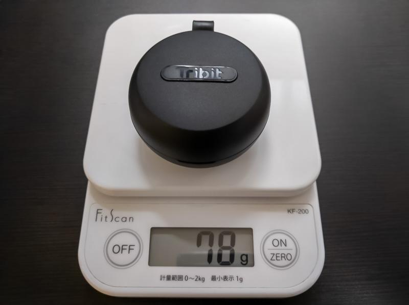 Review Tribit FlyBuds 15-ワイヤレスイヤホン「Tribit FlyBuds 1 (BTH91)」をレビュー。扱いやすい良いイヤホン