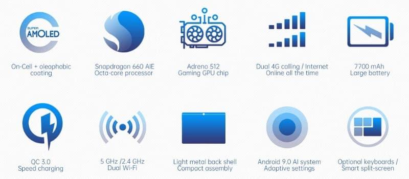 alldocube x neo images 02-Banggoodで「ALLDOCUBE X Neo」の保護フィルムとキーボードセットがプレオーダー中[PR]