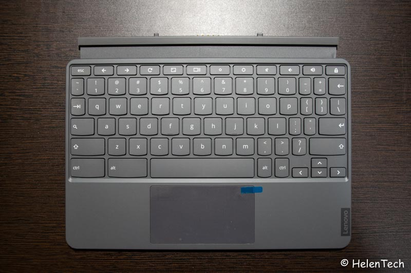 review lenovo duet chromebook 005-「Lenovo IdeaPad Duet Chromebook」をレビュー!タブレットとの中間、こんなモデルが欲しかった