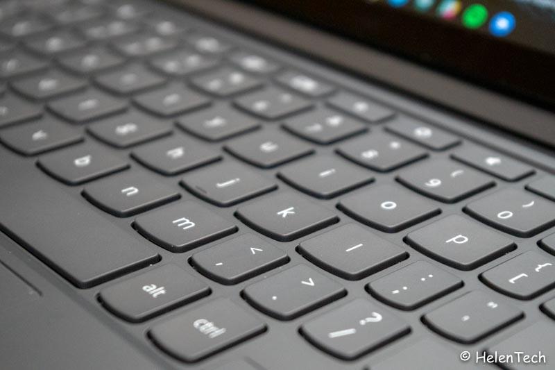 review lenovo duet chromebook 041-「Lenovo IdeaPad Duet Chromebook」をレビュー!タブレットとの中間、こんなモデルが欲しかった