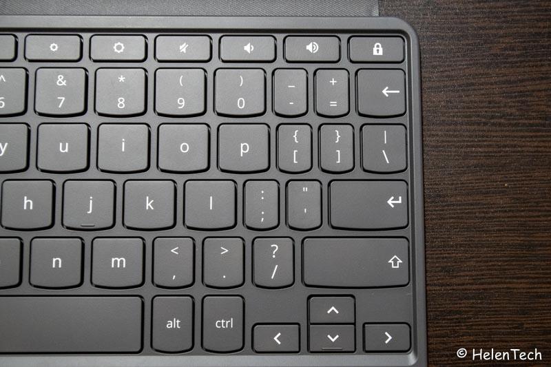 review lenovo duet chromebook 042-「Lenovo IdeaPad Duet Chromebook」をレビュー!タブレットとの中間、こんなモデルが欲しかった