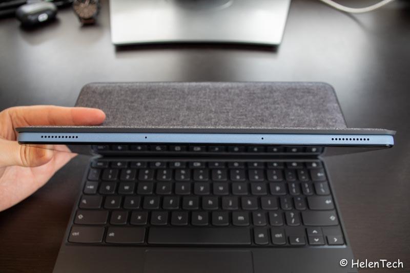 review lenovo duet chromebook 049-「Lenovo IdeaPad Duet Chromebook」をレビュー!タブレットとの中間、こんなモデルが欲しかった