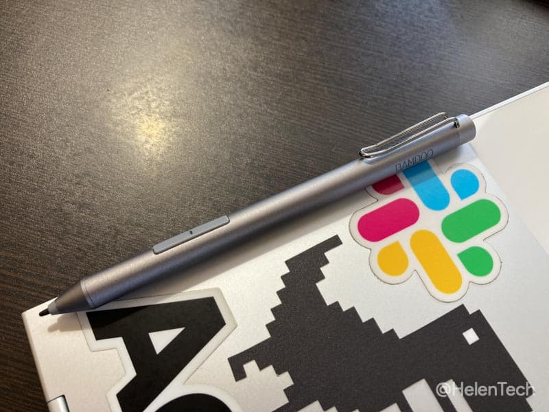 review wacom bamboo ink 05-ワコムの「BAMBOO Ink」をPixelbook用にいまさら購入したのでレビュー