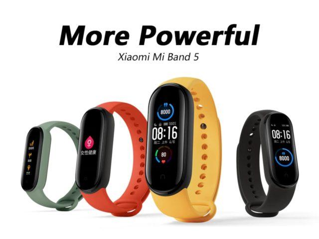 xiaomi mi band gearbest 01 640x480-GearBestで「Xiaomi Mi Band 5」が約4,000円(送料込)からになるクーポンセール開催中[PR]
