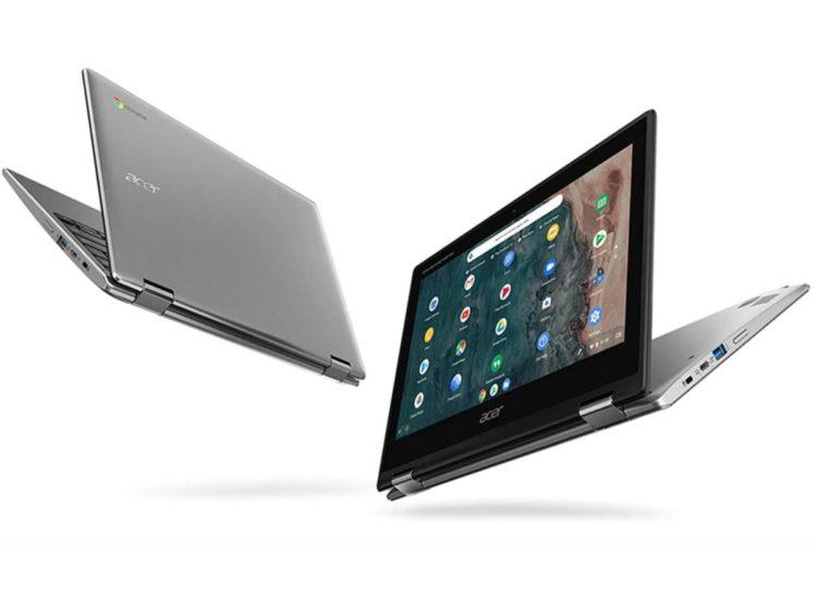 acer chromebook spin 311 n4020 748x561-AcerがCeleron N4020搭載の「Chromebook Spin 311」を海外でリリース