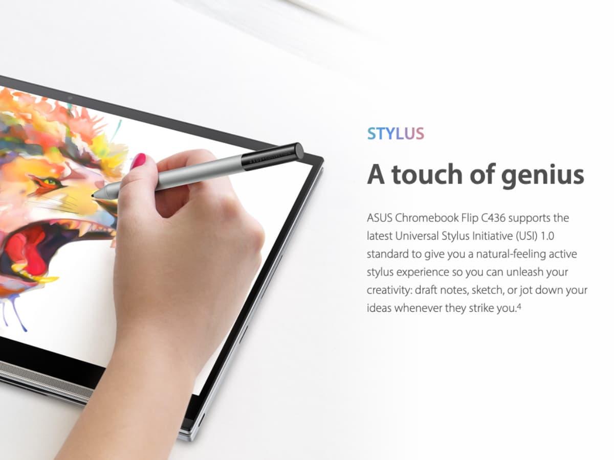 asus usi stylus pen image-ASUSのUSIスタイラスペンに関する情報がようやく登場するもすぐ消える