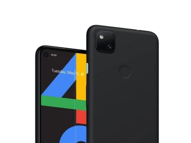 google pixel 4a official render 640x480-Pixel 4a の公式画像がカナダのGoogleストアに登場
