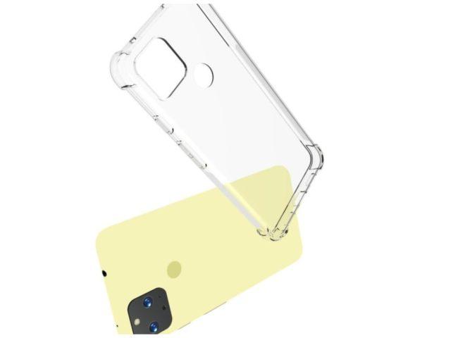 render pixel 5 xl case 640x480-「Pixel 5 XL」のケース画像がリーク?背面指紋センサ、イヤホンジャック、ノッチを採用するかも
