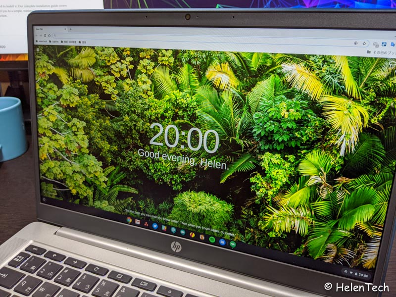 review hp cb 14a 013-HP Chromebook 14a (Amazon限定モデル)をレビュー!バランスの良い名機、選ぶべき1台だと思う