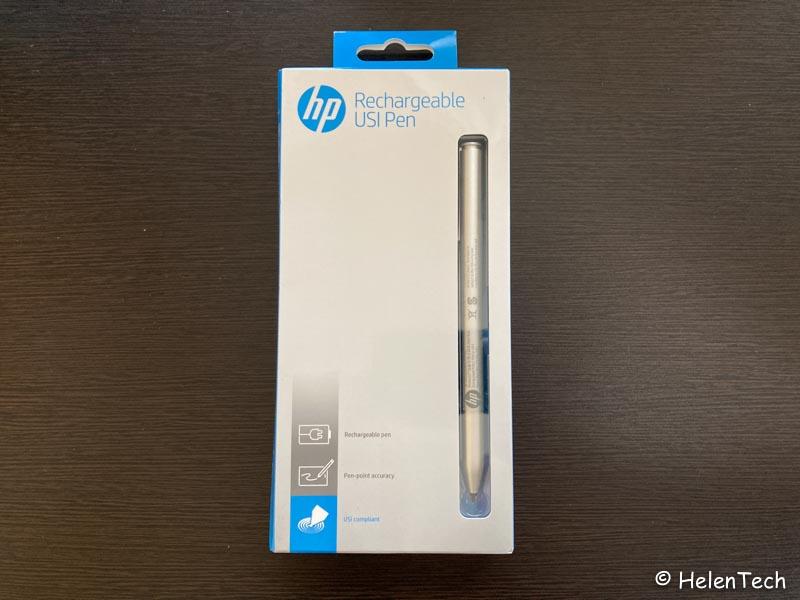 review hp usi active stylus 001-HPの「USI アクティブ スタイラスペン」をレビュー!充電式で扱いやすく、持ち運びも便利