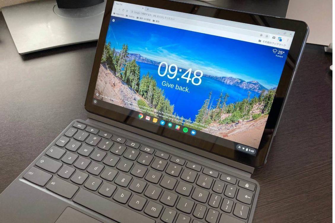 Chromebook images 03 1130x753-Snapdragon 7c搭載Chromebookタブレット「Coachz」は逆ワイヤレス充電サポートだけじゃないかも